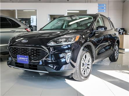 2021 Ford Escape SEL Hybrid (Stk: EC13450) in Stouffville - Image 1 of 23