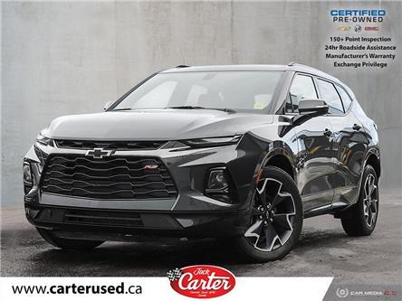 2019 Chevrolet Blazer RS (Stk: 30720U) in Calgary - Image 1 of 27