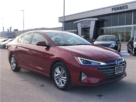 2020 Hyundai Elantra  (Stk: 943361) in Waterloo - Image 1 of 27