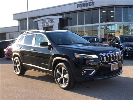 2019 Jeep Cherokee Limited (Stk: 211281) in Waterloo - Image 1 of 27