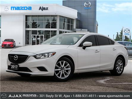 2017 Mazda MAZDA6 GX (Stk: 21-1056A) in Ajax - Image 1 of 28