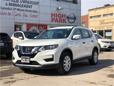 2019 Nissan Rogue S (Stk: HP271A) in Toronto - Image 1 of 20