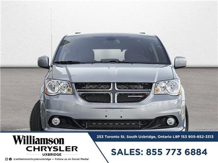 2020 Dodge Grand Caravan Premium Plus (Stk: 3384D) in Uxbridge - Image 1 of 22