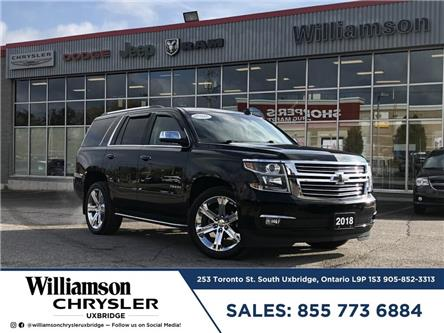 2018 Chevrolet Tahoe Premier (Stk: W6443) in Uxbridge - Image 1 of 23