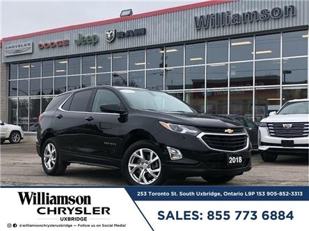 2018 Chevrolet Equinox LT (Stk: W6541) in Uxbridge - Image 1 of 30