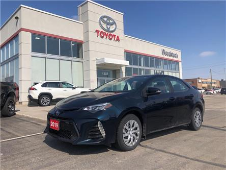 2019 Toyota Corolla  (Stk: 183339A) in Woodstock - Image 1 of 23