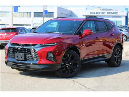 2021 Chevrolet Blazer RS (Stk: 3141833) in Toronto - Image 1 of 38