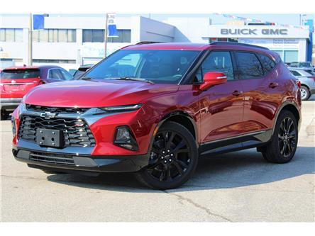 2021 Chevrolet Blazer RS (Stk: 3141833) in Toronto - Image 1 of 38