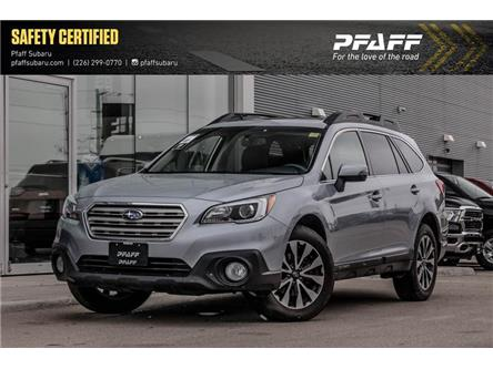 2017 Subaru Outback 2.5i Limited (Stk: SU0300) in Guelph - Image 1 of 22
