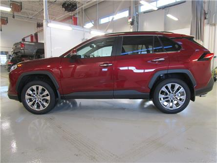 2021 Toyota RAV4 Limited (Stk: 219065) in Moose Jaw - Image 1 of 16