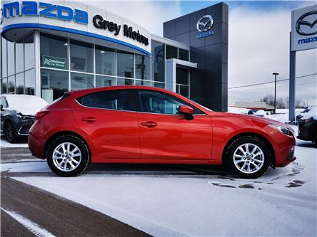 2016 Mazda Mazda3 Sport GS (Stk: 20007B) in Owen Sound - Image 1 of 20