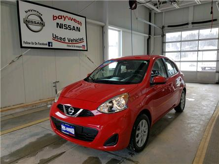 2019 Nissan Micra S (Stk: P0885) in Owen Sound - Image 1 of 14