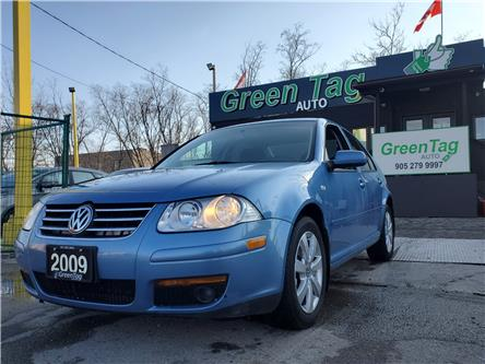 2009 Volkswagen City Jetta 2.0L (Stk: 5566) in Mississauga - Image 1 of 24