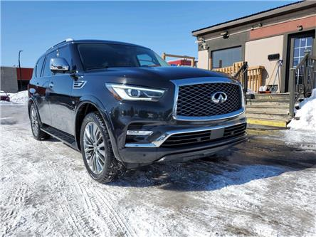 2018 Infiniti QX80 Base 7 Passenger (Stk: -) in Ottawa - Image 1 of 28