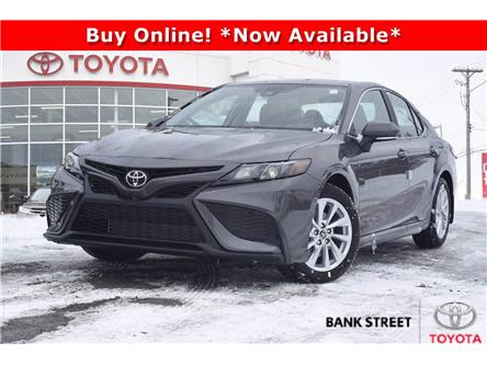 2021 Toyota Camry SE (Stk: 28965) in Ottawa - Image 1 of 23