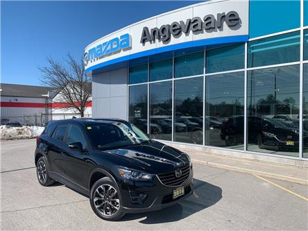 2016 Mazda CX-5 GT (Stk: 1734) in Peterborough - Image 1 of 12