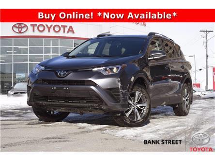 2018 Toyota RAV4 LE (Stk: L28935) in Ottawa - Image 1 of 23
