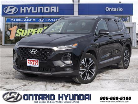 2019 Hyundai Santa Fe Ultimate 2.0 (Stk: 68227K) in Whitby - Image 1 of 20