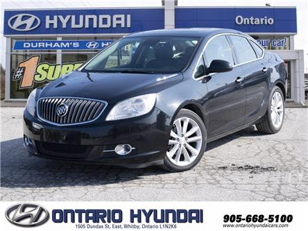 2016 Buick Verano Leather (Stk: 50708K) in Whitby - Image 1 of 18