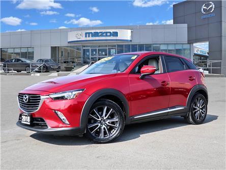 2018 Mazda CX-3 GT (Stk: LT1046A) in Hamilton - Image 1 of 30