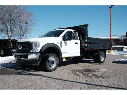 2021 Ford F-550 Chassis XL (Stk: 2100500) in Ottawa - Image 1 of 16
