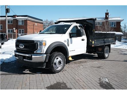 2021 Ford F-550 Chassis XL (Stk: 2100810) in Ottawa - Image 1 of 17