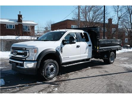 2021 Ford F-550 Chassis XLT (Stk: 2101230) in Ottawa - Image 1 of 18