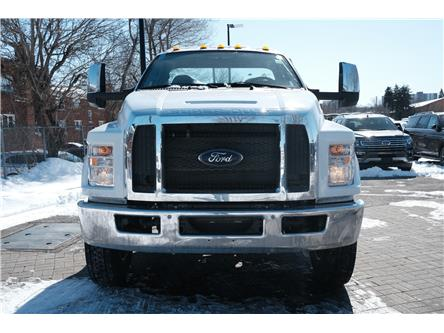 2021 Ford F750 SUPER DUTY REGULAR CAB (Stk: 2100730) in Ottawa - Image 1 of 15