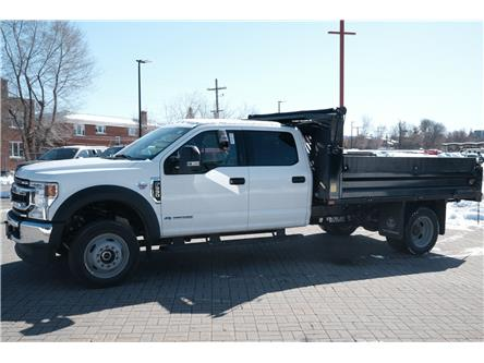2021 Ford F-550 Chassis XLT (Stk: 2101030) in Ottawa - Image 1 of 15