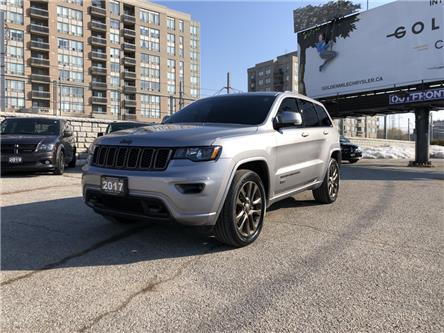 2017 Jeep Grand Cherokee Limited (Stk: P5150) in North York - Image 1 of 30