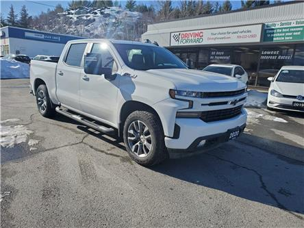 2020 Chevrolet Silverado 1500 RST (Stk: df1939) in Sudbury - Image 1 of 23