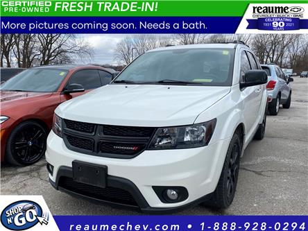 2016 Dodge Journey SXT/Limited (Stk: 21-0371A) in LaSalle - Image 1 of 2