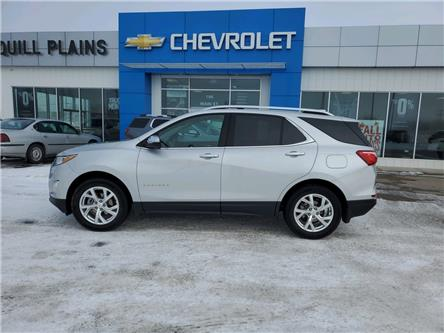 2018 Chevrolet Equinox Premier (Stk: 21P004) in Wadena - Image 1 of 20