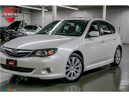 2010 Subaru Impreza 2.5 i Sport Package (Stk: ) in Oakville - Image 1 of 31