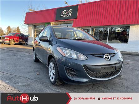 2011 Mazda Mazda2 GX (Stk: ) in Cobourg - Image 1 of 16