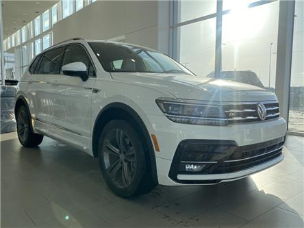 2021 Volkswagen Tiguan Highline (Stk: 70222A) in Saskatoon - Image 1 of 26