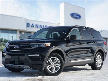 2020 Ford Explorer XLT (Stk: PA2106) in Dawson Creek - Image 1 of 21