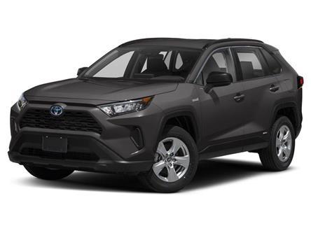 2021 Toyota RAV4 Hybrid LE (Stk: 213272) in Regina - Image 1 of 9