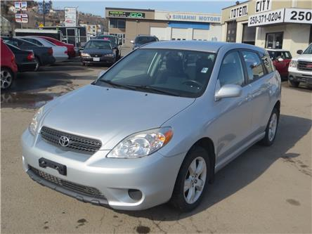 2006 Toyota Matrix Base (Stk: ) in Kamloops - Image 1 of 20