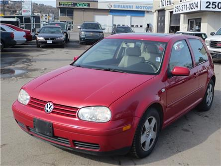 2002 Volkswagen GTI 1.8L (Stk: ) in Kamloops - Image 1 of 30
