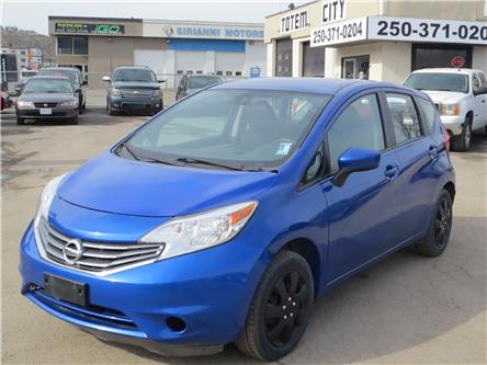 2015 Nissan Versa Note 1.6 SV (Stk: ) in Kamloops - Image 1 of 27