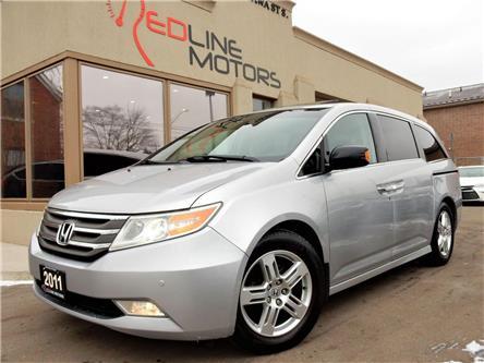2011 Honda Odyssey Touring (Stk: 5FNRL5) in Kitchener - Image 1 of 25