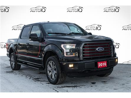 2016 Ford F-150 Lariat (Stk: 44515AU) in Innisfil - Image 1 of 26