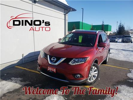 2016 Nissan Rogue  (Stk: 818549) in Orleans - Image 1 of 30
