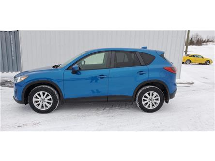 2014 Mazda CX-5 GX (Stk: 6495A) in Alma - Image 1 of 12