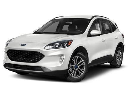 2021 Ford Escape SEL Hybrid (Stk: 2180) in Smiths Falls - Image 1 of 9