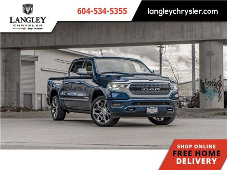 2021 RAM 1500 Limited (Stk: L113496A) in Surrey - Image 1 of 24