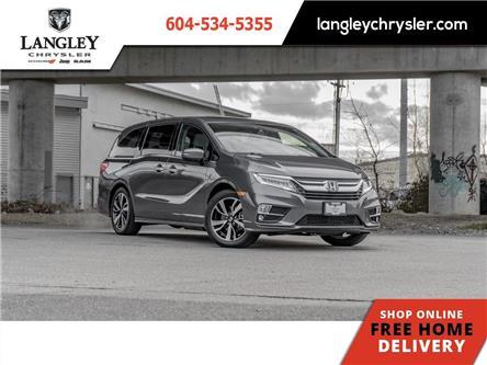 2019 Honda Odyssey Touring (Stk: L227492B) in Surrey - Image 1 of 30