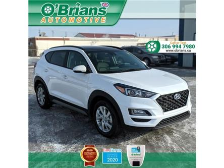 2020 Hyundai Tucson Preferred w/Trend Package (Stk: 14260A) in Saskatoon - Image 1 of 23