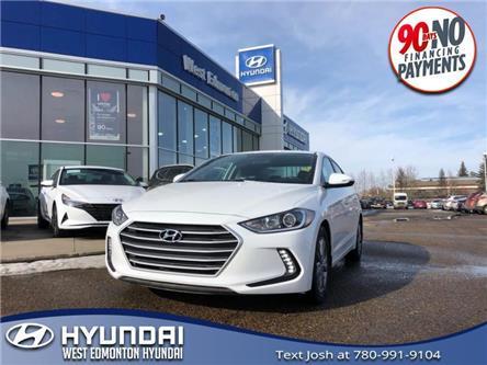 2018 Hyundai Elantra  (Stk: E5511) in Edmonton - Image 1 of 15